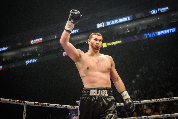 Heavyweight Arslanbek Makhmudov primed for Erkan Teper clash, claims to be ready for anyone