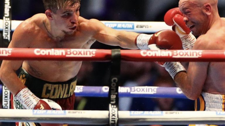 Michael Conlan assesses win over Doheny, shares possible next moves