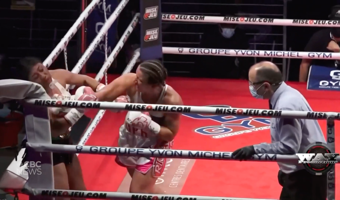 Boxer Jeanette Zacarias dies from in-ring injuries at age 18
