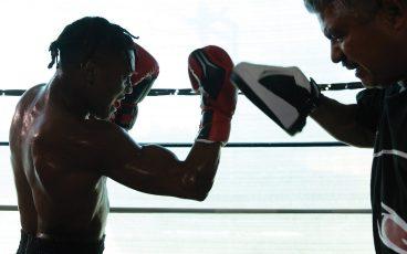 The Speed 350 Tilt PRO Boxing Glove