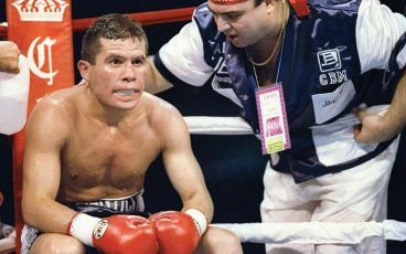 With nearly 100 fights in the bank, Chavez entered the final stage of his legendary career