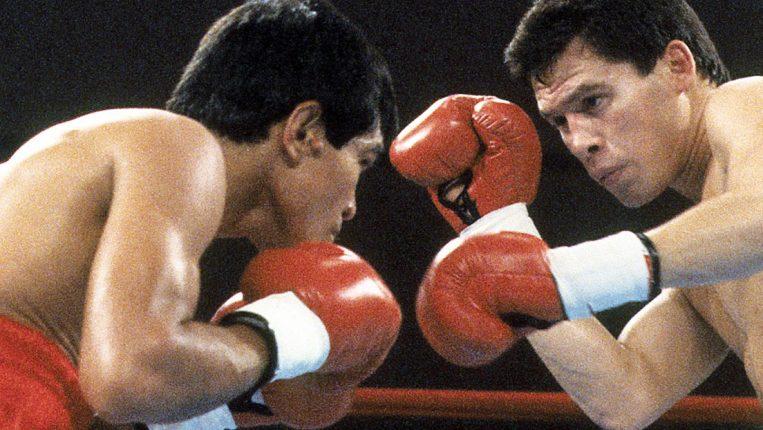 Facing Chavez The men in the other corner describe fighting 'J.C. Superstar'