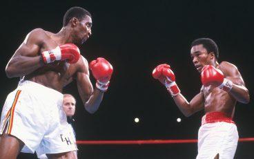 Sugar Ray Leonard looks back on The Showdown