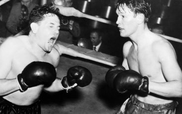 The story behind a boxing classic
