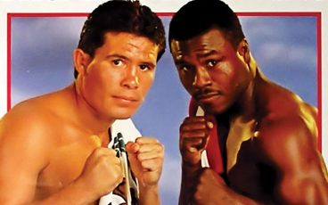Watching Chavez-Taylor I with 'The Greatest'