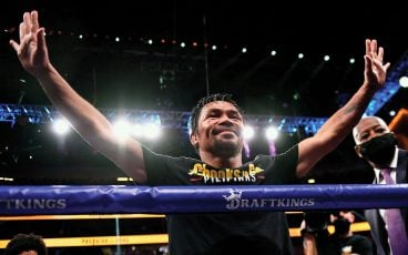This time, we may have actually seen Manny Pacquiao's final performance