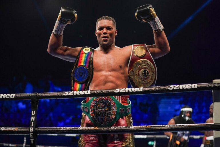 Joe Joyce reviews Takam victory, weighs in on Joshua-Usyk showdown - The  Ring
