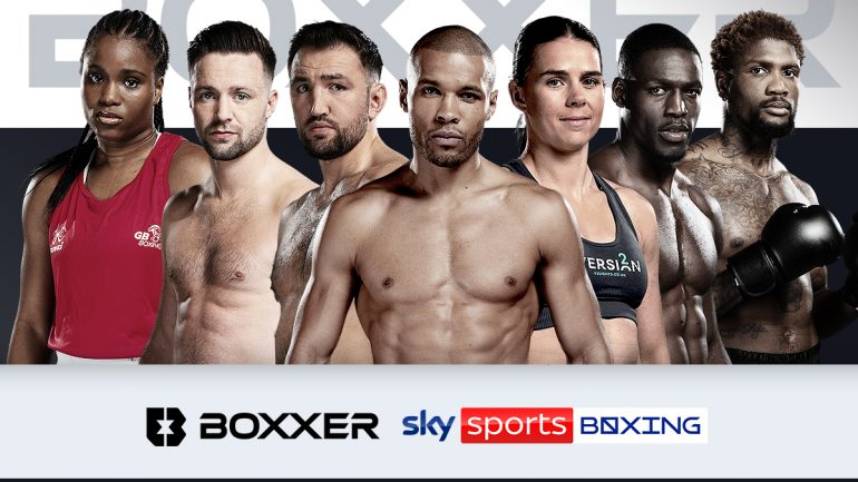 BOXXER unveils new signings as Sky Boxing partnership commences