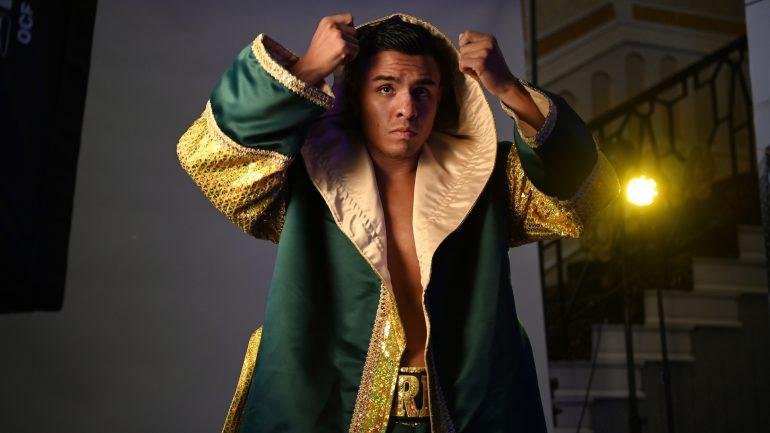 Adrian Granados plans to teach Conor Benn a lesson
