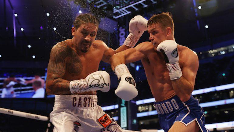 Callum Smith scores scary second-round knockout of Lenin Castillo