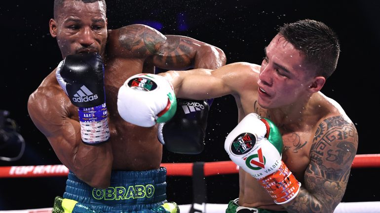 Ring Ratings Update: Oscar Valdez exits junior lightweight ratings following failed VADA tests