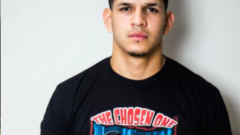 Edgar Berlanga added to Oct. 9 Fury-Wilder undercard, which is actually kind of stacked