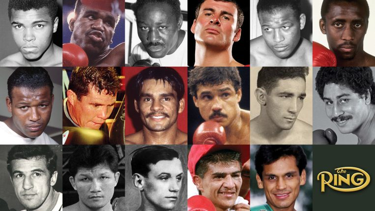 Division by Division: Introduction The best fighters of all time, ranked in the 17 modern weight classes