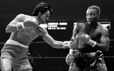 Who would win a fire vs. finesse mythical matchup between Roberto Duran and Pernell Whitaker?