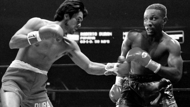 The Perfect Storm Who would win a fire vs. finesse mythical matchup between Roberto Duran and Pernell Whitaker?