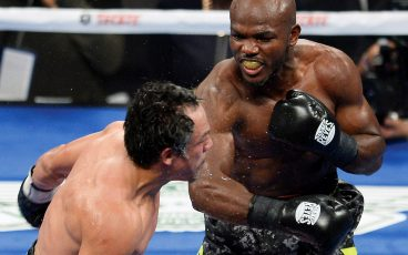 The two-division titleholder vanquished fighters and haters alike