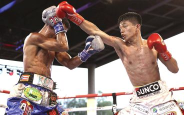 Boxing stories from around the globe