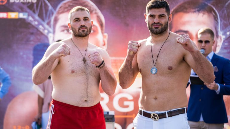 Filip Hrgovic ready to continue world title charge against Marko Radonjic