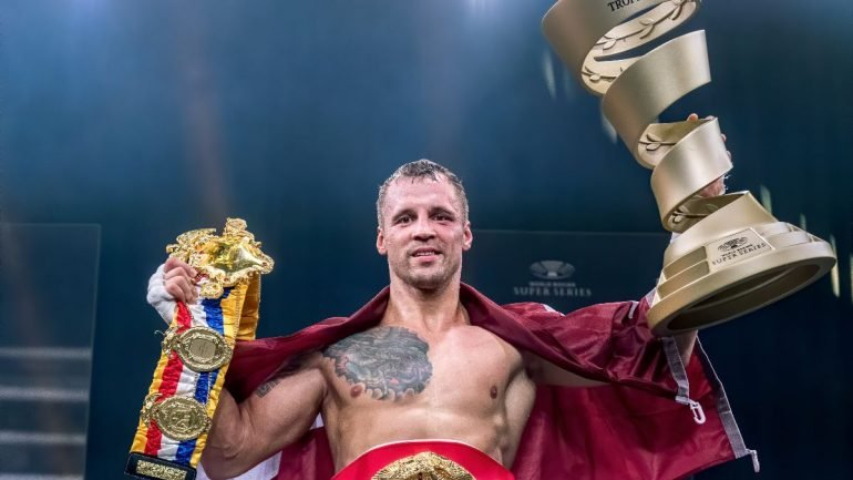Mairis Briedis focused for Artur Mann test, Lawrence Okolie or Jai Opetaia could be next