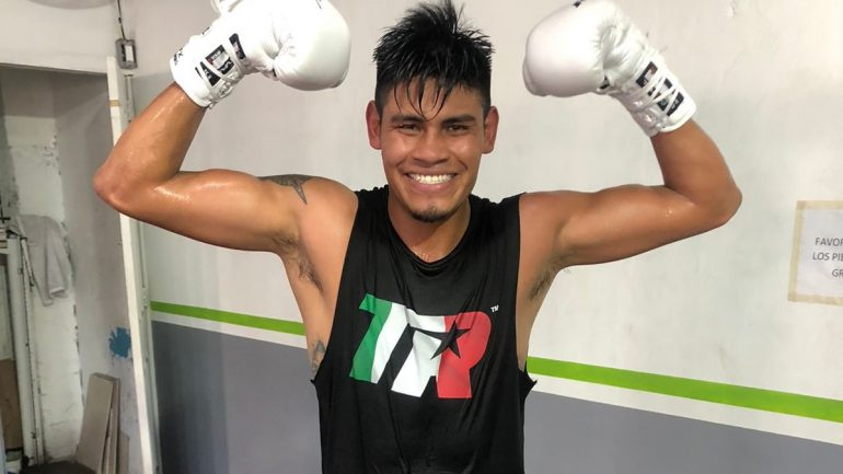 Emanuel Navarrete ready for war against Joet Gonzalez, targets unifications and possible move to 130