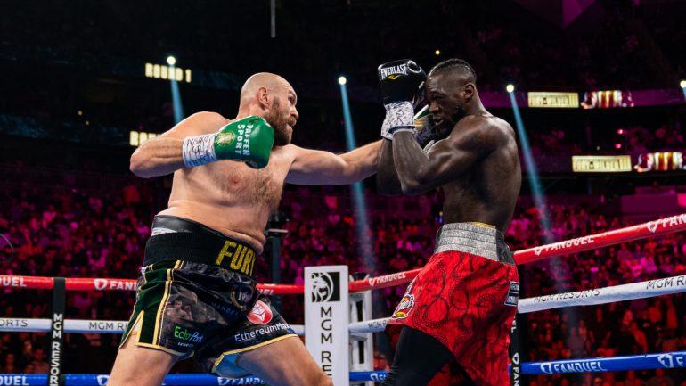 Tyson Fury-Deontay Wilder III: A breathtaking heavyweight epic