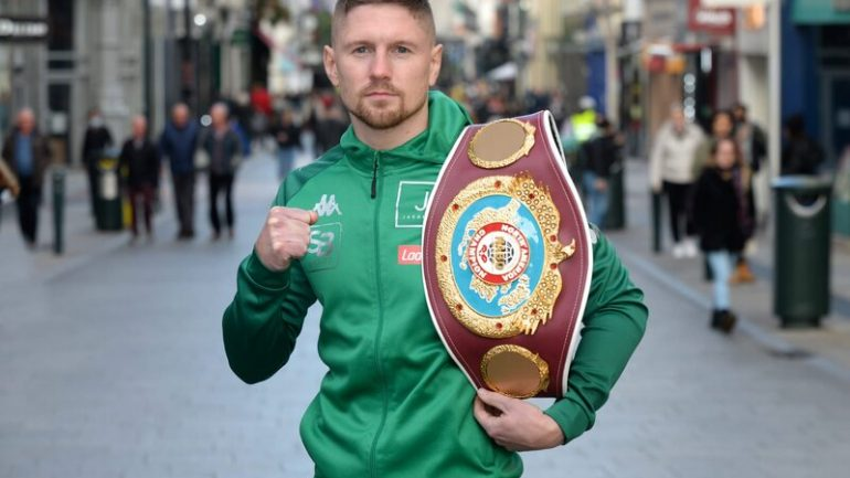 Jason Quigley braced for Demetrius Andrade clash: I will bring the belt back to Ireland