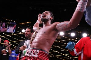 Andrade victory shot vs. Akavov Ed Mulholland Matchroom USA 300x200 - Demetrius Andrade stops Artur Akavov in 12, retains WBO middleweight belt