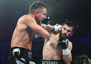 Artur Beterbiev vs Oleksandr Gvozdyk action5 300x213 - Ring Ratings Panel: Beterbiev tops light heavyweight rankings, cracks the pound-for-pound