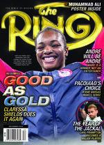 Ring Magazine Dec 2016