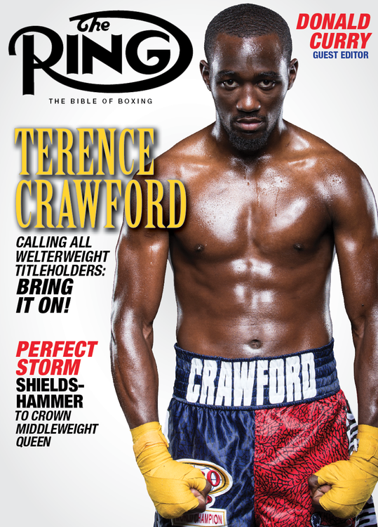rsz ring 5may19 coverfinal - Commentary: The Road To Errol Spence Jr.-Terence Crawford Goes This Way