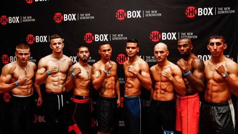 12-11-15 ShoBox weigh-in by Stephanie Trapp – Showtime