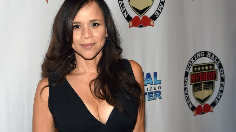 Rosie Perez: 'Muhammad Ali will always be my perfect flawed hero'