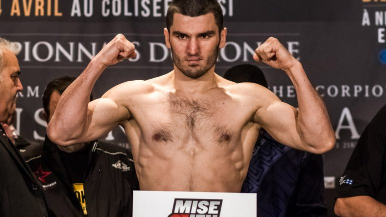 Artur Beterbiev set to defend light heavyweight title against Sven Fornling on May 4