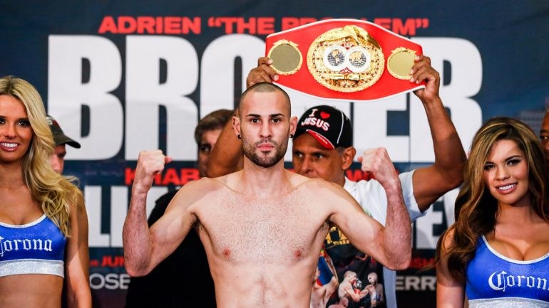 Pedraza to defend title against Davis Jan. 14 in New York