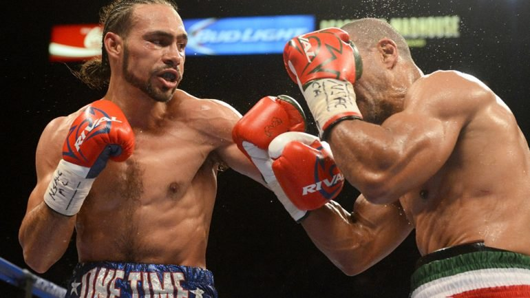 Showtime trying to make Danny Garcia vs. Thurman at start of 2017
