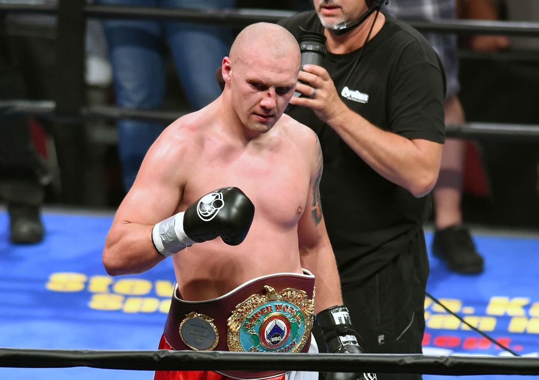marco huck vs krzysztof glowacki 17 photo by naoki fukuda - Krzysztof Glowacki management to appeal controversial loss to Mairis Briedis in WBSS semi-final