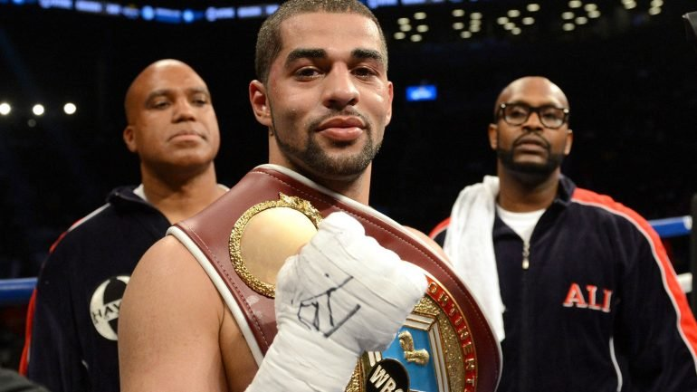 Sadam Ali looking to bounce back on Saturday … again