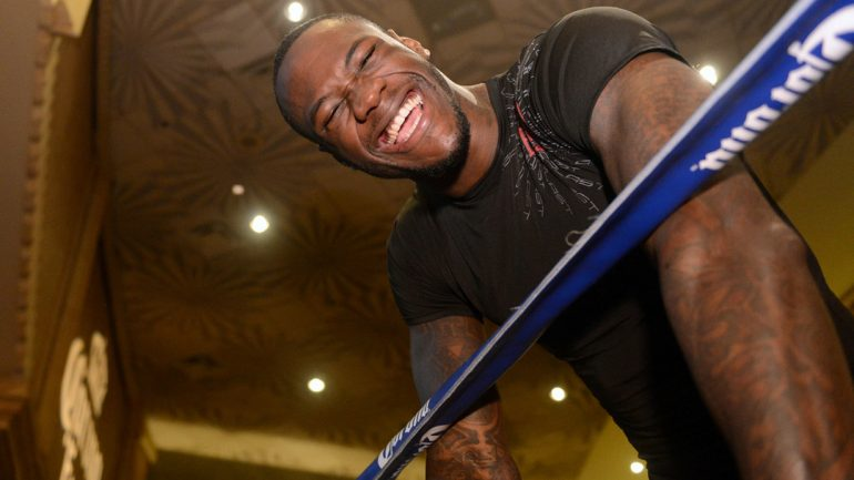 Clash between Deontay Wilder and Anthony Joshua planned for late 2017