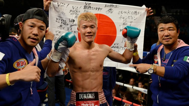 Tomoki Kameda to face Cecilio Santos on Saturday