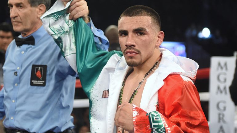Frankie Gomez is back in the gym and targeting a fall return
