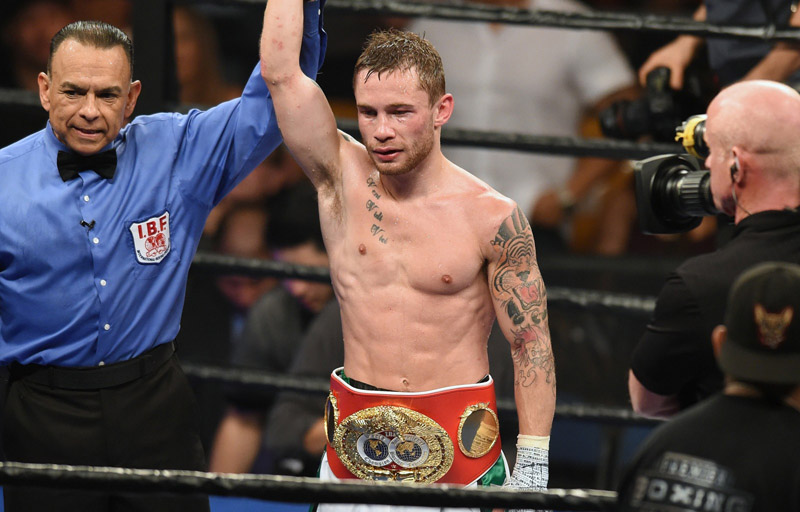 carl frampton vs alejandro gonzalez 19 photo by naoki fukuda - Carl Frampton – Return of The Jackal