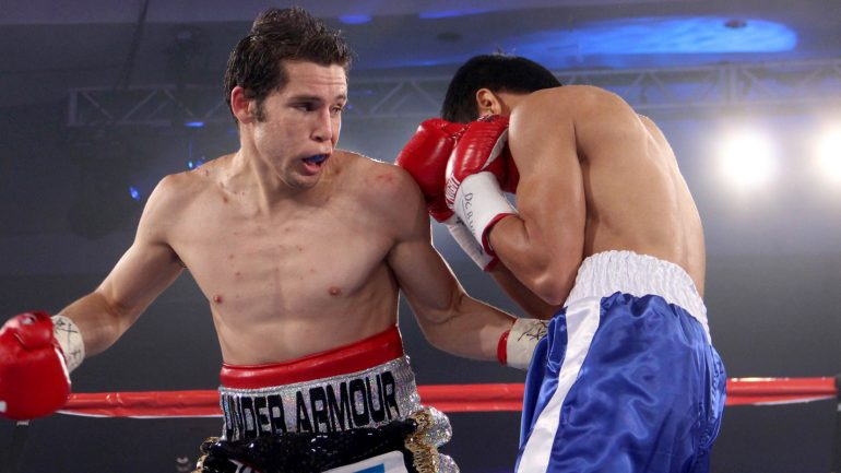 Cuadras ready for GGG-Jacobs undercard, Gonzalez rematch
