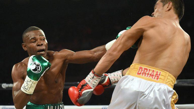 Rigondeaux to defend title against Flores on Ward-Kov undercard