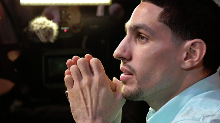 Danny Garcia and Andre Berto in talks to meet Sept. 24 or Oct.