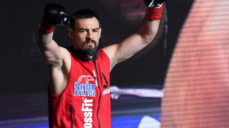 Best I Faced: Robert Guerrero