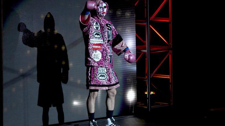 Danny Garcia vs Robert Guerrero by Naoki Fukuda