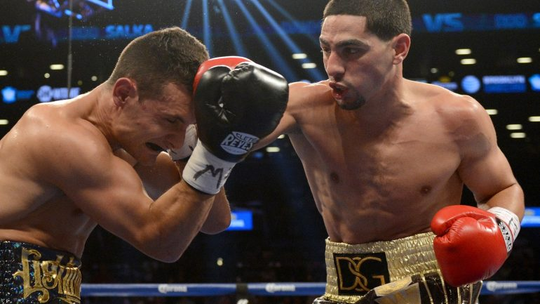 Danny Garcia to face Samuel Vargas Nov. 12