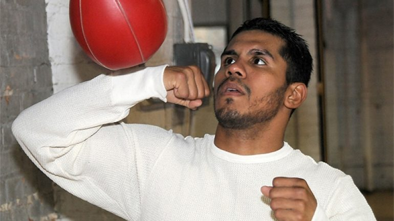 Juan Diaz off Dec. 10 HBO card with injury
