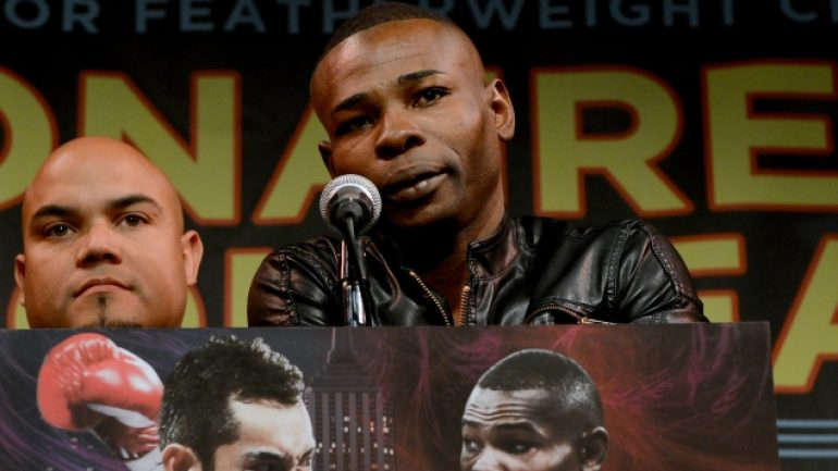 Guillermo Rigondeaux to face Moises Flores on Cotto-Kirkland PPV