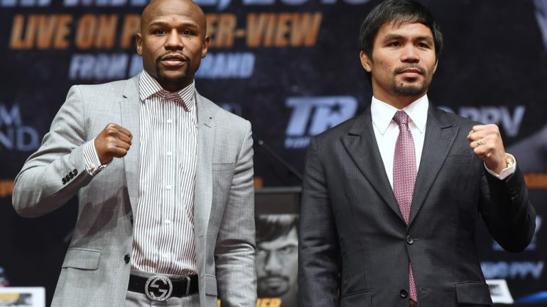 Jim Lampley punches at idea of Mayweather-Pacquiao II